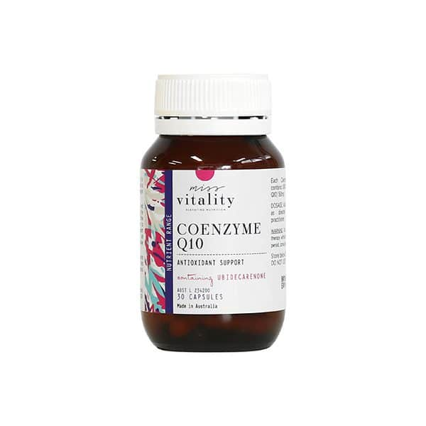 Miss Vitality CoEnzyme - Miss Vitality | Oh Darling Skin & Beauty