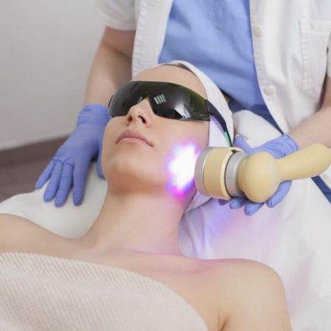 Facial Laser Treatment - Oh Darling Skin & Beauty Bar Mangerton, NSW
